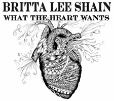 What the Heart Wants CD cover